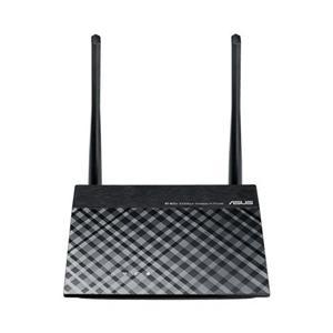 ASUS RT-N12PLUS Wireless N300 Router/AP/Extender,4xSSID,2x odním. ant 5dBi