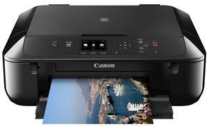 CANON PIXMA MG5750,P/S/C,A4,4800x1200dpi,duplex,display,USB,Wifi,černá