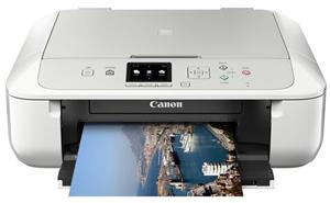 CANON PIXMA MG5751,P/S/C,A4,4800x1200dpi,duplex,display,USB,Wifi,bílá
