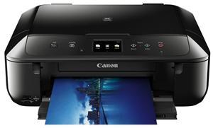 CANON PIXMA MG6850,P/S/C,A4,4800x1200dpi,duplex,čtečka,display,USB,Wifi,černá
