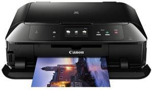 CANON PIXMA MG7750,P/S/C,A4,9600x2400dpi,duplex,potiskDVD,čtečka,touch display,USB,LAN,Wifi,černá