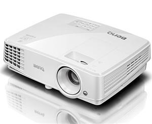 BenQ Projektor MW571 WXGA/ DLP/ 3200 ANSI/ 13000:1/ VGA/ HDMI/ LAN