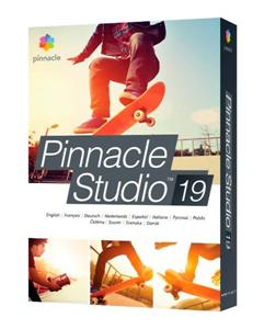 Pinnacle Studio 19 Standard ML EU