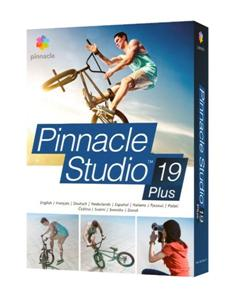 Pinnacle Studio 19 Plus ML EU Upgrade