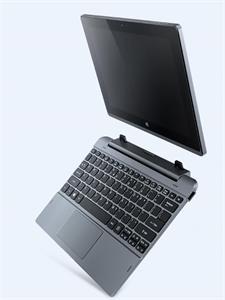 """Acer One 10 (SW1-011-16), Atom Z8300@1.4, 2GB, 64GB+500GB, 10.1"""" IPS (1280x800), dock.+kláv, Windows 10 32bit,Iron,Bla"""