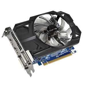 GIGABYTE NVIDIA GeForce GTX750Ti OC/1GB DDR5,128bit,2xDVI,2xHDMI,PCIe 3.0