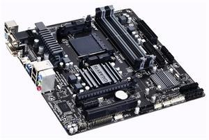GIGABYTE 78LMT-USB3 AM3+/AMD 760G,VGA,DVI,HDMI,Gbe,8CH,PCI-e 16x,6xSATA/R,1xIDE,4xUSB3.0,4xDDR3/1333,mATX