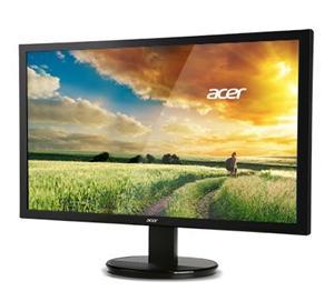 """27"""" ACER K272HLDbid, 1920x1080, 100M:1, 1ms, DVI, HDMI, LCD, LED, Black"""
