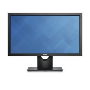 """20"""" LCD DELL E2016H/LED/ 16:9/ 1600x900/ 1000:1/ 5ms/ DP/ černý/ 3YNBD on-site"""