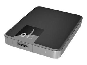 "WD MY PASSPORT 2TB for MAC 2.5"" Black/Silver, USB 3.0"