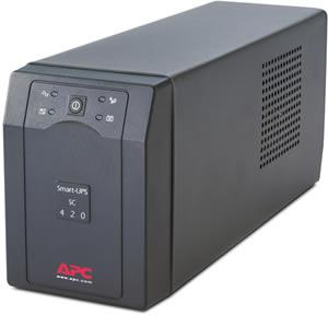 APC Smart-UPS SC 420VA, 230V
