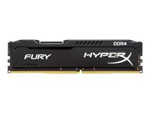 4GB DDR4 2400MHz DIMM Kingston HyperX FURY Black CL15