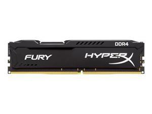 4GB DDR4 2666MHz DIMM Kingston HyperX FURY Black CL15