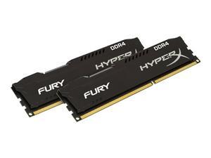 8GB (2x4GB) Kit DDR4 2666MHz DIMM Kingston HyperX FURY Black CL15