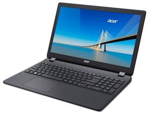 "ACER Extensa 15 (EX2519-C58B) CQC N3150/4GB/500GB/DVD±RW/15.6""HD LED/HDMI/USB3.0/WF/BT/Cam/W10, Black"