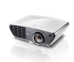 BenQ Projektor W3000 1080P Full HD/ DLP/ 1800 ANSI/ 10000:1/ HDMI/ MHL