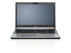 "FUJITSU NTB Lifebook E756 non-vPro i5-6200U/4GB/500GB HDD/DRW/Mobile Intel® HD520/15.6"" FHD/FP/TPM/W10Pro+W7Pro"