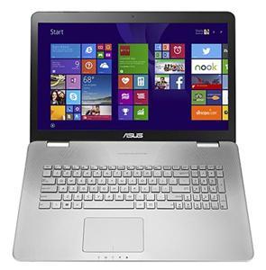 """ASUS N751JX i7-4750HQ/8GB/1TB+128GB SSD/17.3"""" FHD/nV GTX950M 2GB/HDMI+miniDP/WL/BT+WiDi/Cam/USB3.0/W10"""