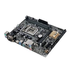 ASUS H110M-PLUS D3 1151/H110,VGA,DVI,HDMI,Gbe,PCI-e 3.0/16,4xSATA3,USB3.1,2xDDR3/1866,mATX