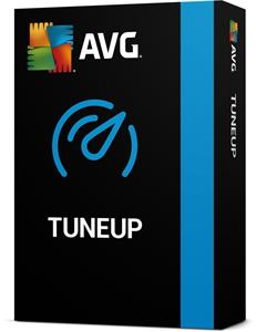 AVG PC TuneUp 1 lic. (2 roky) SN Email