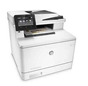 Barevné multifunkční zařízení HP LaserJet Pro M477fnw (A4, 27/27ppm, USB2.0, LAN, WiFi)