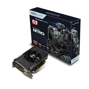 Sapphire Radeon NITRO R7 370/ PCI-E/ 2GB DDR5/ 2xDVI/ HDMI/ DP / OC