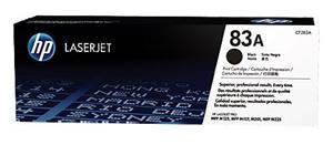 HP tonerová kazeta HP 83AD LaserJet, 2-pack, Černá, (CF283AD)