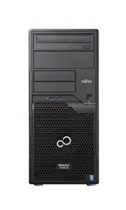 FUJITSU SRV TX1310M1 - E3-1246v3@3.5GHz, 8GB, DVDRW, 2x2TB, RAID 0,1 on board, 4xBAY3.5 SS, 2xETH, 250W,TOWER