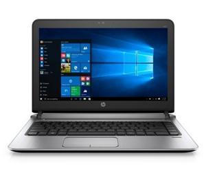 """HP ProBook 430 G3 i3-6100U/ 4GB/ 256GB M.2 SATA/ 13.3"""" HD/ HD520/ HDMI/ VGA/ WF/ BT4.0/ USB3.0/ Cam/ W10P DWNG W7P"""