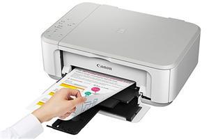 CANON PIXMA MG3650,P/S/C,A4,4800x1200dpi,duplex,USB,Wifi,bílá