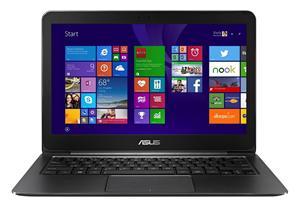 """ASUS UX305LA i7-5500U/8GB/512GB SSD/13.3"""" QHD+/Intel HD/Micro HDMI/WL/BT/CAM/USB3.0/W10Pro,černá"""