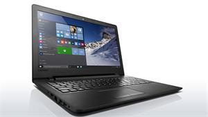 """Lenovo IdeaPad 110 Pentium-QC N3710 2,56GHz / 4GB / 1TB / 15.6"""" HD /DVD-RW / WIN10 černá 80T7004YCK"""