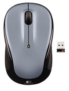 Logitech Wireless Mouse M325 stříbrná