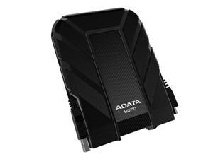 """ADATA HD710 1TB Externí HDD 2.5"""", USB 3.0, nárazu/vodě-odolný, černý"""