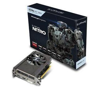Sapphire Radeon NITRO R7 360/ PCI-E/ 2GB DDR5/ DVI/ HDMI/ DP/ OC