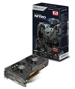 Sapphire Radeon NITRO R9 380/ PCI-E/ 2GB DDR5/ 2xDVI/ HDMI/ DP DUAL-X/ OC