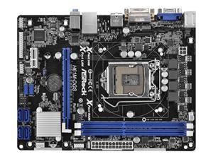 ASRock H61M-DGS 1155/H81,Gbe,8CH,PCI-e 16x,4xSATA2,DDR3/1600,ATX