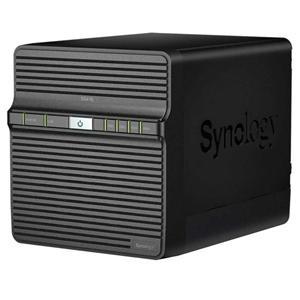 """Synology NAS DS416j 4x 3,5""""/2,5"""" SATAIII/II , 512MB DDR3, 1x USB3.0, 1x USB2.0, 1x Gb LAN"""