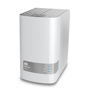 """WD My Cloud Mirror 8TB (2x4TB) 3.5"""" Raid, GLAN (RJ45), 2xUSB 3.0"""