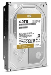WD GOLD RE WD4002FYYZ 4TB SATA/600 7200 RPM, 128MB cache