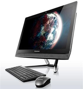 """Lenovo IdeaCentre AIO 300 i3-6100 3,70GHz / 4GB / 1TB / 21.5"""" FHD / IPS / DVD-RW / WIN10 černá F0BX00A4CK"""