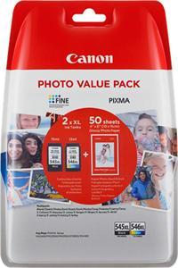 Canon inkoustová cartridge PG-545XL/CL-546XL (multipack) pro MG2450/MG2550
