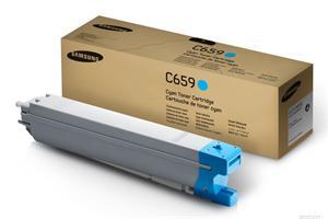 Samsung toner azurový CLT-C659S pro CLX-8640ND/8650ND - 20 000 str.