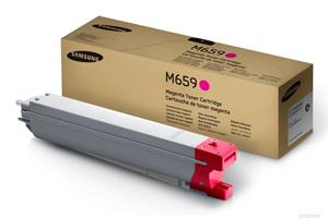 Samsung toner purpurový CLT-M659S pro CLX-8640ND/8650ND - 20 000 str.