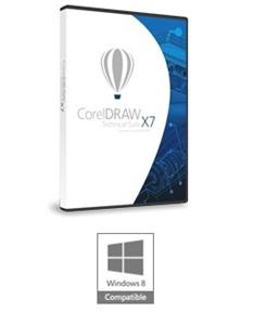 CorelDRAW Technical Suite X7 Classroom License 15+1