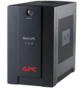 APC Back-UPS 500VA(300W), 230V, AVR, IEC