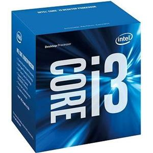 INTEL Core i3-6098P-3.6GHz/3M, LGA1151, Skylake 14nm, 54W, BOX