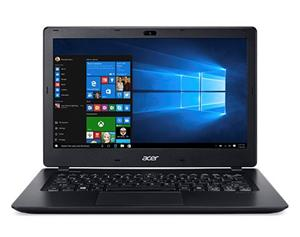 "ACER Aspire V 13 (V3-372T-55G1) Ci5-6267U/8GB/256GB SSD/13.3""FHD Touch LED/HDMI/USB3.0/WF/BT/Cam/W10, Black"