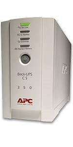 APC Back UPS CS 350VA(210W) USB+RS232