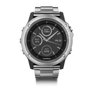 Garmin fenix3 Sapphire Titanium, outdoorové hodinky